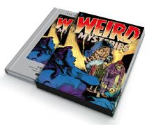 Pre Code Classics Collected Works - Weird Mysteries (Vol 1) [Slipcased]